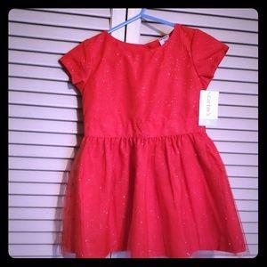 Little Girls Carters Dress
